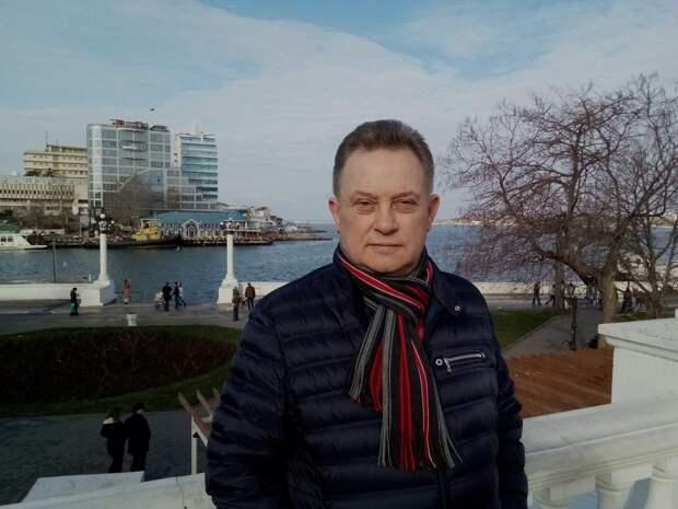 В Севастополе умер экс-депутат заксобрания Юрий Черников