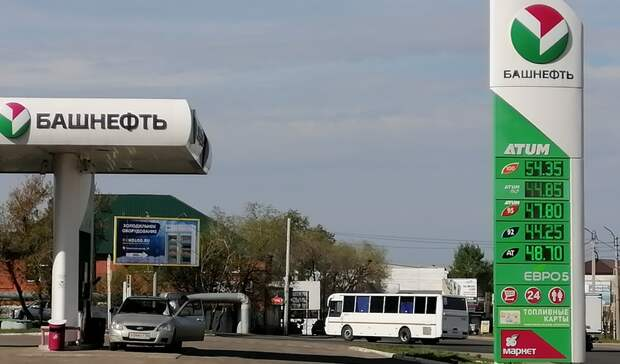 Цены на бензин в Оренбуржье снова растут, обгоняя инфляцию