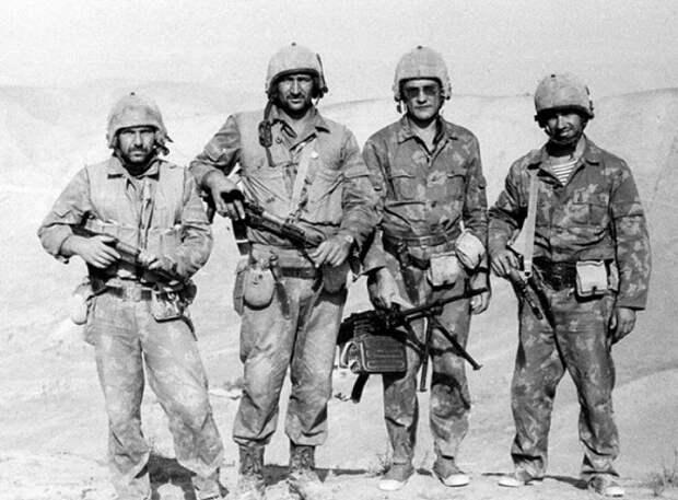 Шлем «Алтын»: почему он не нравился советским спецназовцам