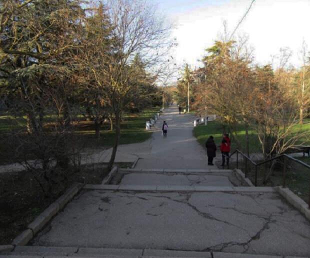 Сквер Севастопольских курсантов отремонтируют за 109 миллионов рублей