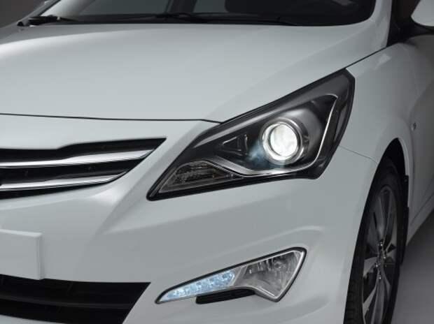 Продажи Hyundai подросли в ноябре на 4%, в лидерах Solaris