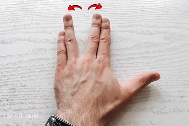 Гимнастика для пальцев и кистей рук от массажиста. Делаю её каждый день по 3 минуты