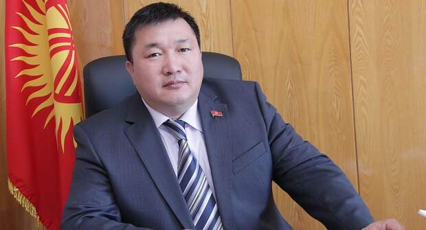Задержан полпред президента в парламенте Кыргызстана