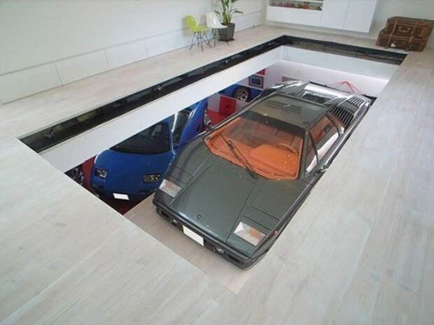 Нет гаража? Не беда!