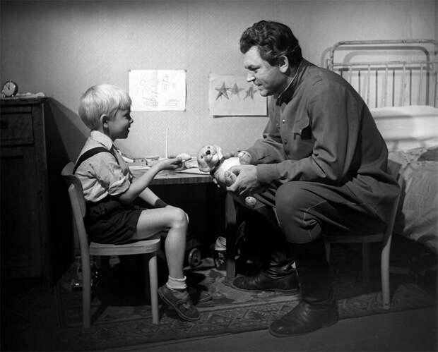 «Дядя Петя, ты дурак?» «Серёжа» из подзабытого шедевра Георгий Данелия