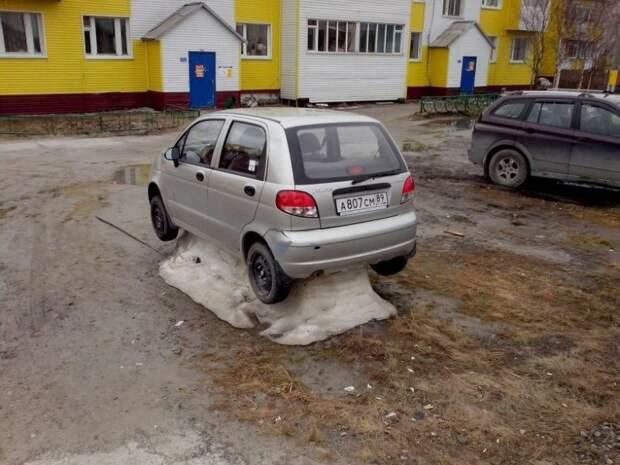 Автомобильные приколы!