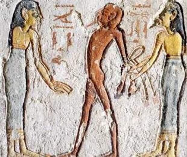 Жестокие обычаи Древнего Египта