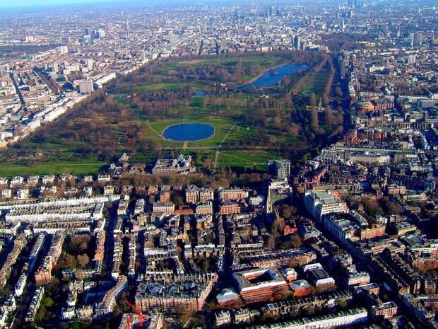 Великобритания. Лондон. Гайд-парк. (Del Adams)