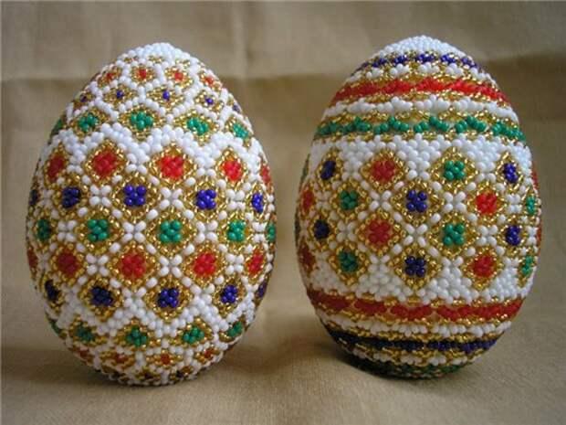 Различные виды росписи пасхальных яиц - Своими руками ...