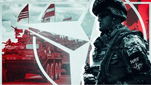 Принцип домино: уход США с Ближнего Востока добьет веру Европы в НАТО