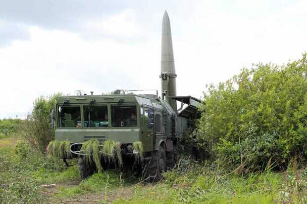 Армянскими комплексами «Искандер» управляли из России