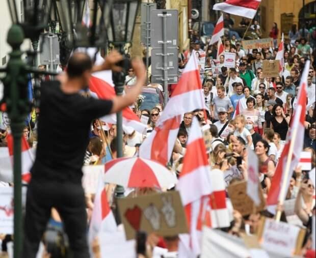 Канада и Ирландия отказались признать результаты выборов в Белоруссии