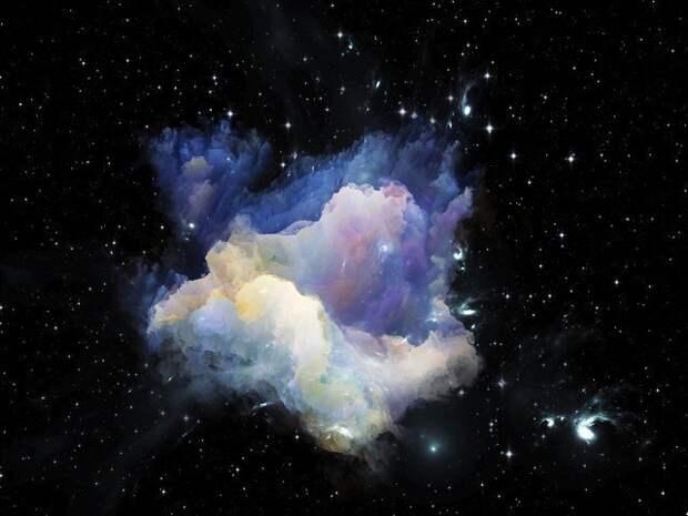 В космосе существуют гигантские спиртовые облака. Протяженность самого большого из найденных составляет 463 миллиарда километров