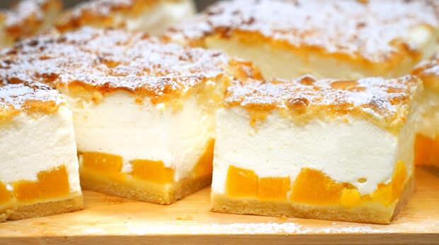 Пирожное 1000 пузырьков - без желатина и печенья