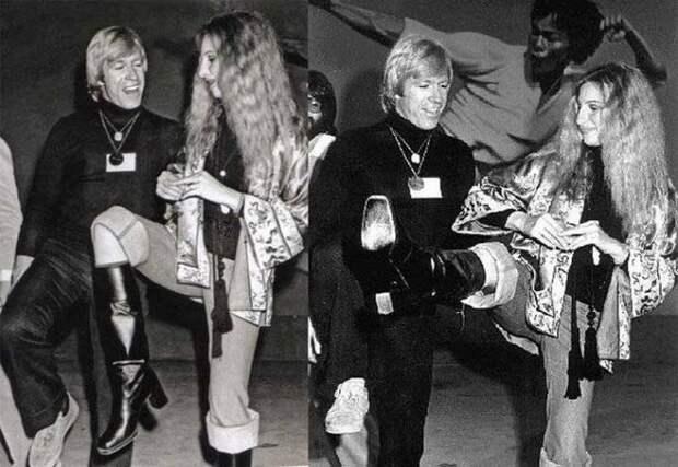 14 архивных фото знаменитостей: принц Чарльз танцует гопак и другие кадры