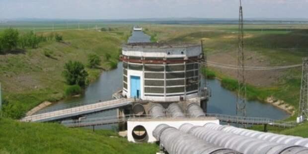 В Т4,1 млрд оценили завершение реконструкции плотины на канале Сатпаева в Экибастузе