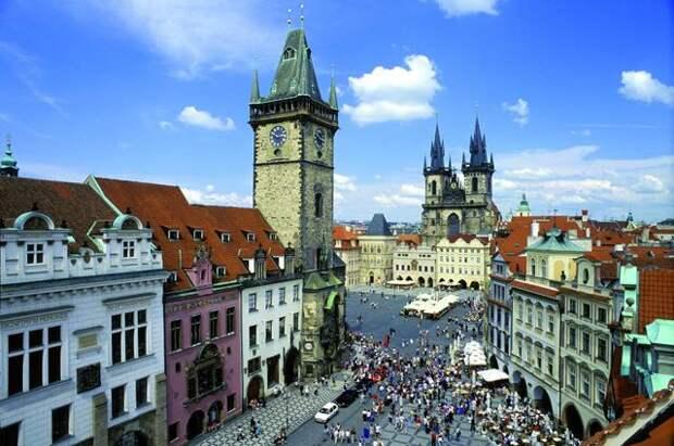 Чешский генерал раскритиковал Прагу за обвинения в адрес России