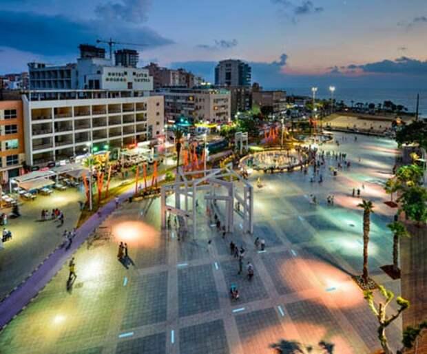 Идеи отдыха на майские - море и экскурсии по Израилю