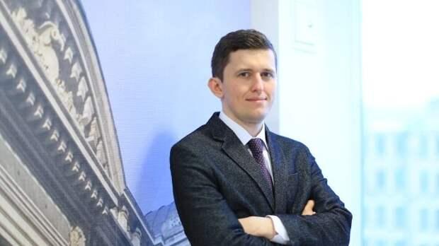 Инвестиционный менеджер компании «Открытие Брокер» Тимур Нигматуллин