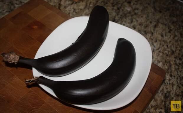 Топ 10: Самые редкие инеобычные виды бананов