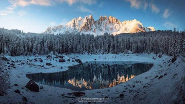 Замечательные снимки из путешествий Хуана Пабло де Мигеля