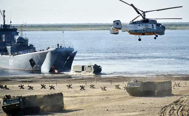 Война за Донбасс: На Украину двинулся ураган с Каспия