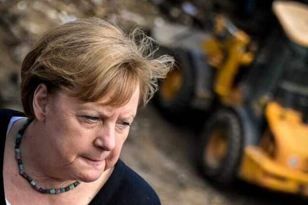 «Северный поток -2»: почему Меркель сделала выбор в пользу России, а не США