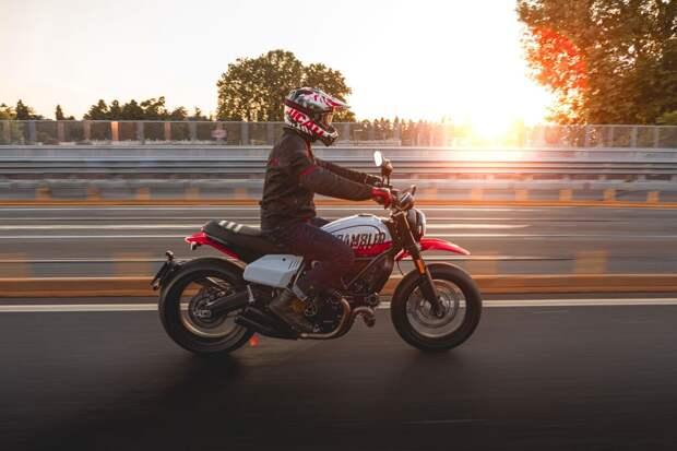 Ducati Scrambler 2022. Про обновления