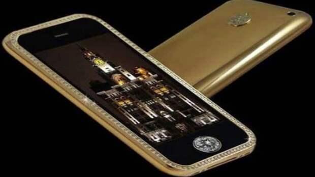 Топ 10 дорогущих мобильных телефонов