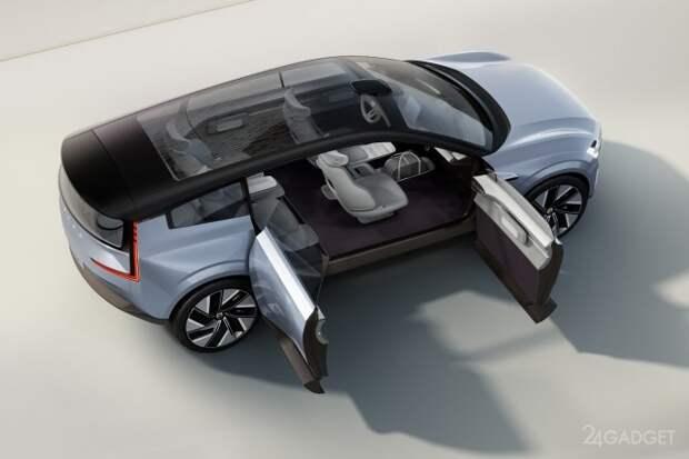 Volvo показала электромобиль будущего