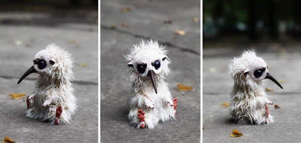 Удивительные куклы от Santani
