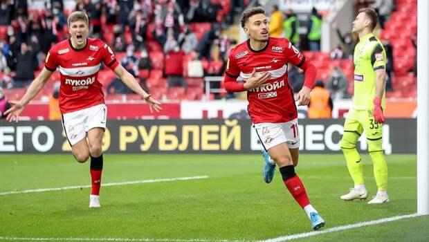 Нападающий «Спартака» Ларссон: «Победа над ЦСКА дарит самые крутые чувства! Это потрясающе!»