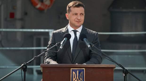 Зеленский: украинские разведывательные спутники бороздят просторы Вселенной