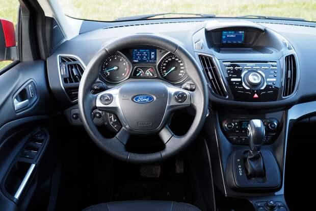 В чем главная проблема Ford Kuga с пробегом? Личный опыт