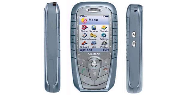 7. Siemens SX1 (2003, $650) история, телефон, факты