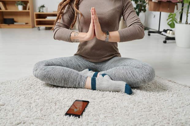 Для души и тела: лучшие приложения по занятиям йогой