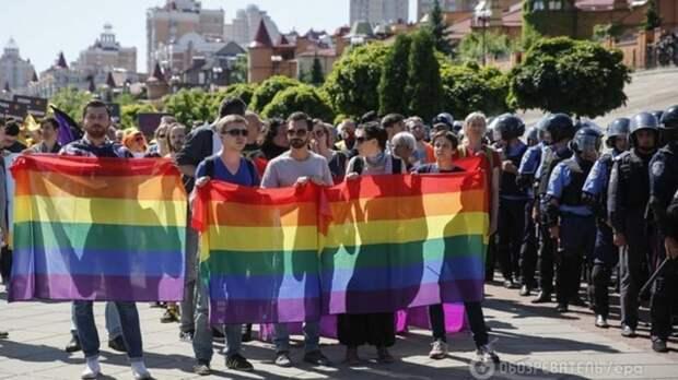Нужны ли в России гомосексуальные союзы