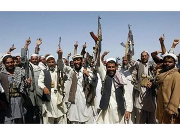 БЛМ и ЛГБТ Афганистану еще лет двести не пригодятся