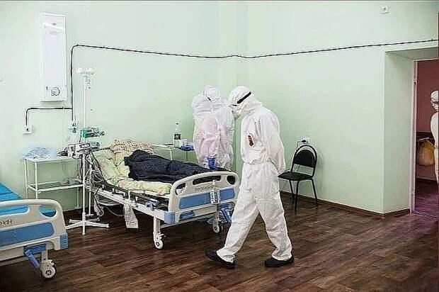 В Крыму проведут расследования после отказа в госпитализации больным с коронавирусом