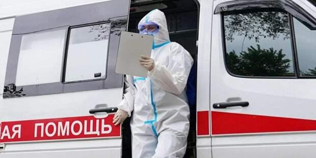 Московские врачи рассказали о помощи Северной Осетии в борьбе с COVID-19. Фото: mos.ru