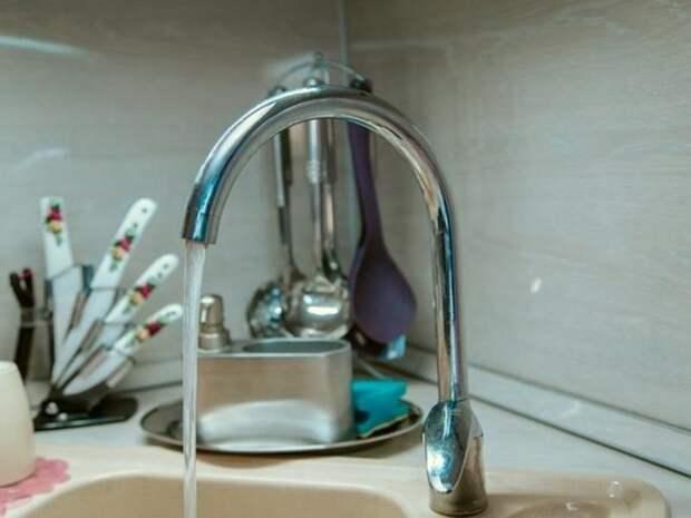 В Чите отключат воду 29 июля из-за ремонта