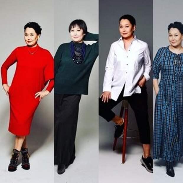 Как бывшей телеведущей, депутату и восточной красавице удается оставаться стильной после 55-ти