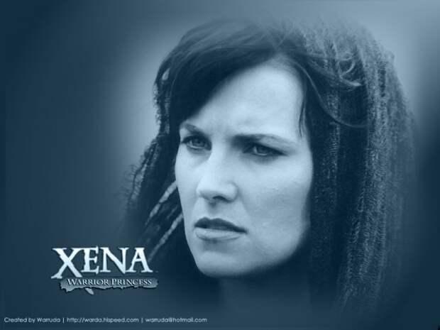 Вспоминаем старые сериалы - Зена-королева воинов.