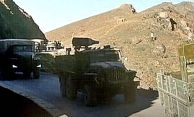Боевые грузовики Афганистана. Советские солдаты ставили на Уралы авиапушки
