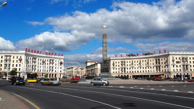 Против протестующих в Минске применили водомёты и светошумовые гранаты