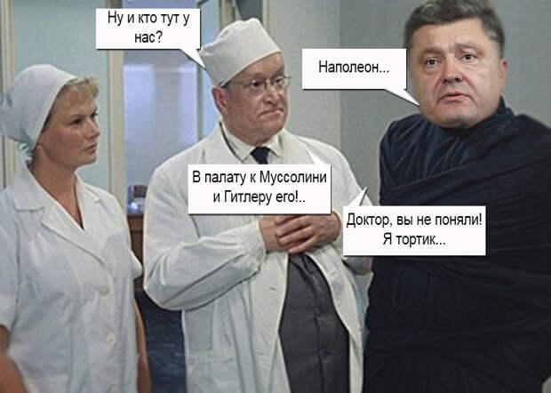 Порошенко объявил старт «генеральной битве» с Путиным