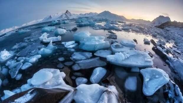Права России нарасширение шельфа вАрктике вновь подтверждены