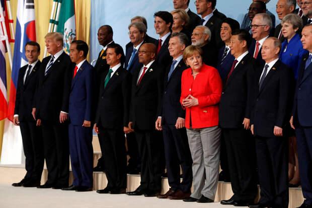 15% - это не налог на богатых, это насмешка! Вот какой он в странах G-20