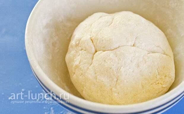 Творожное печенье Треугольники - рецепт с фото