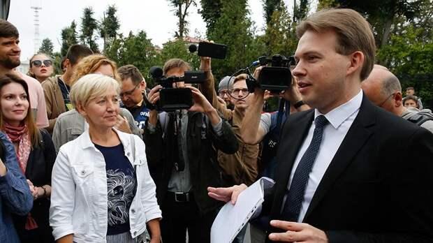 КС оппозиции назвал способ разрешения кризиса в Белоруссии